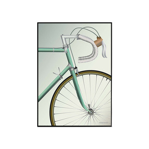 Vissevasse -  자전거(Bicycle - poster)50*70